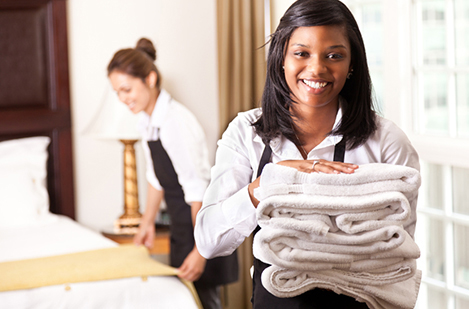 Emerit Housekeeping Room Attendant Training